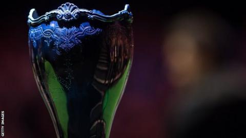 UK Championship trophy