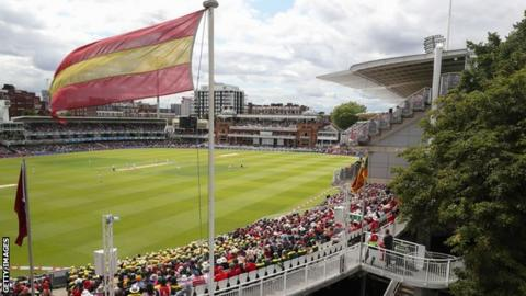 MCC Not In Favour Of Four-Day Test Cricket