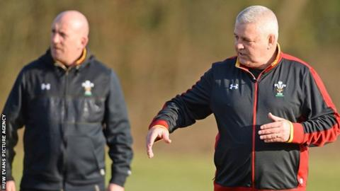 Warren Gatland urges Shaun Edwards to clarify his plans for the future
