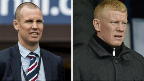 Kenny Miller and Gary Holt