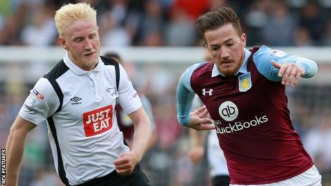 Will Hughes and Ross McCormack