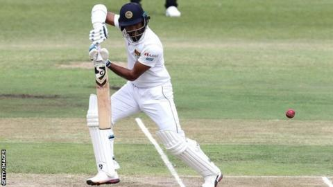 Sri Lanka's Test captain Dimuth Karunaratne arrested over drink driving