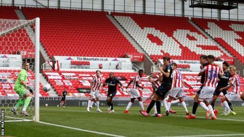 Ashley Fletcher scores for Middlesbrough