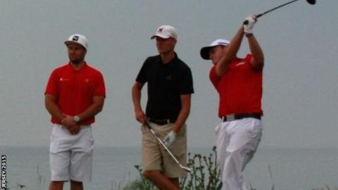 Golf at Jersey 2015