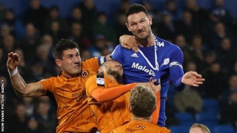 Morrison's physical battle against Wolves