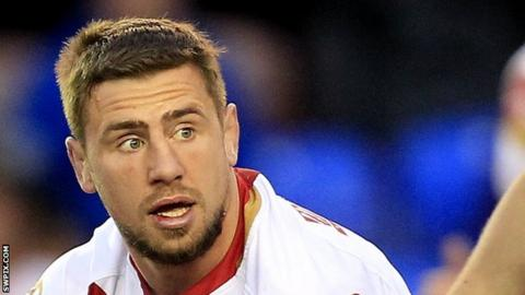 Michael McIlorum has played in three games for Catalans Dragons so far this season