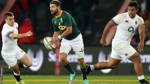 Willie Le Roux
