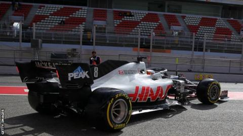 Kannapolis-based Haas F1 Team extends relationship with young talent
