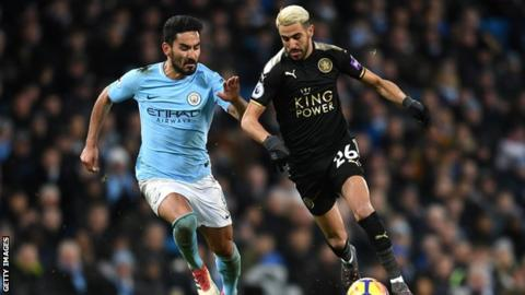 Leicester's Riyad Mahrez training better than before exile - Claude Puel