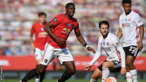 Man Utd's Solskjaer takes decision on Pogba's future