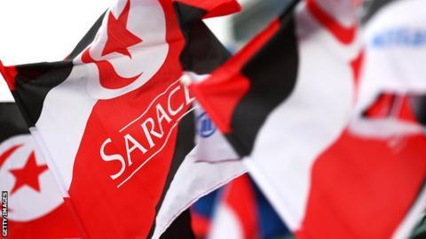 Saracens flag