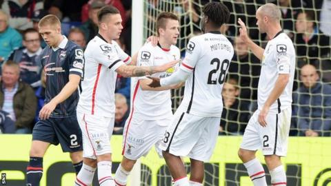 Inverness CT celebrate