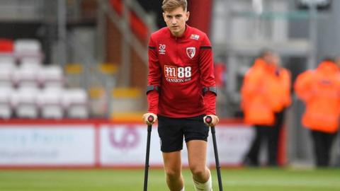 David Brooks: Bournemouth's Wales winger undergoes second ankle operation