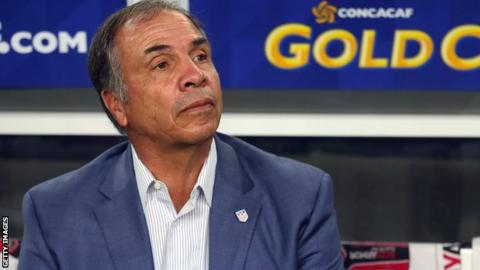 Bruce Arena has left his role as United States coach