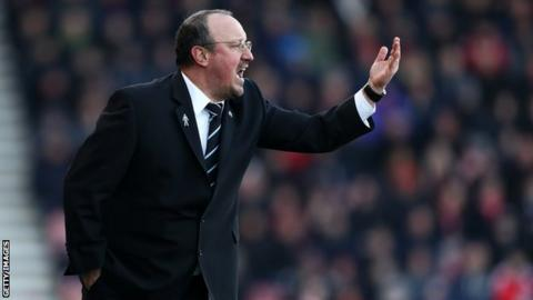 Newcastle win at Leicester City to edge closer to safety