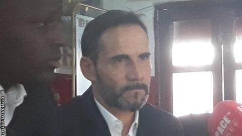 Franco-Portuguese Didier Gomes da Rosa