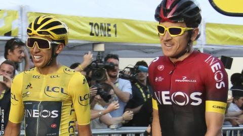 Is Chris Froome Ready To Rumble?