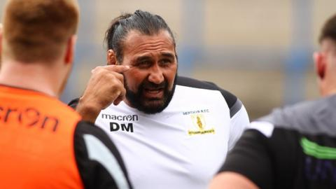 Dale McIntosh has coached Pontypridd and Merthyr in the Welsh Premiership