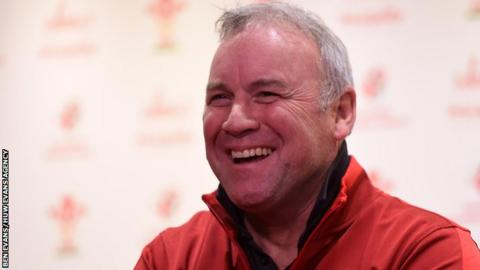 Wayne Pivac will take over as Wales head coach after the 2019 Rugby World Cup