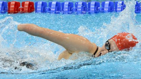 Paralympic swimming
