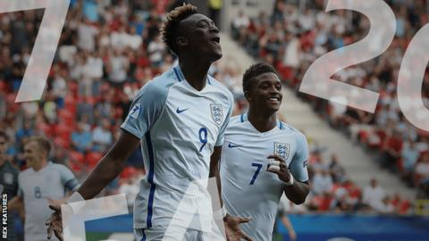 England Under-21 players