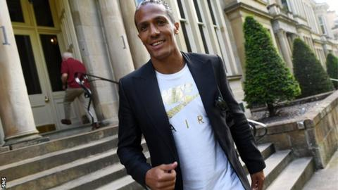 Portugal defender Bruno Alves