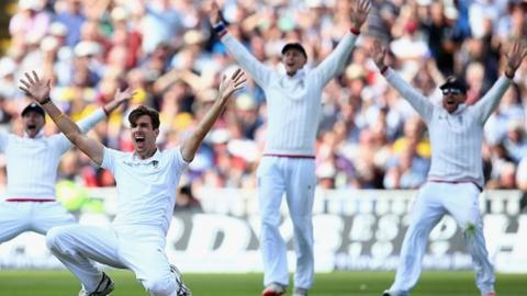 England won the Third Ashes Test against Australia inside three days