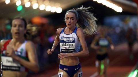 Eilish McColgan says clean sport is 'probably not' achievable