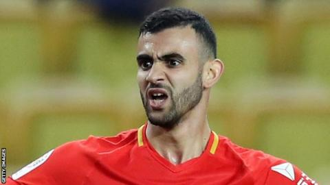 Leicester close in on signing of Rachid Ghezzal from Monaco