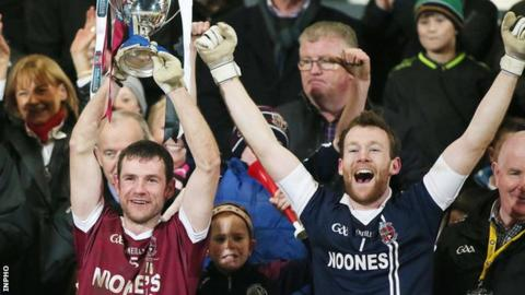 Slaughtneil are the only team in this year's Ulster club SFC to have won the trophy before, beating Omagh St Enda's in 2014