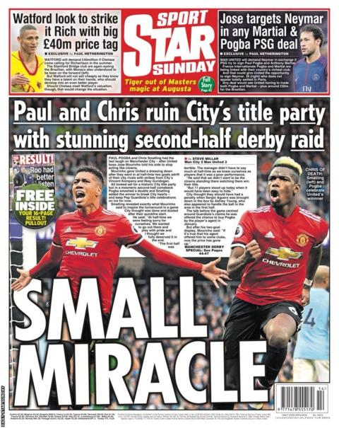 Daily Star Sunday