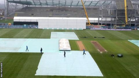 Yorkshire v Essex rained off on day one