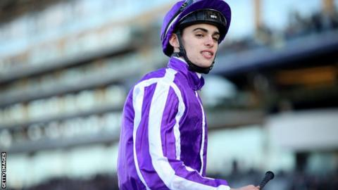 Donnacha O'Brien quits the saddle