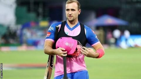 Liam Livingstone was away for three months last winter playing for Karachi Kings in the Pakistan Super League followed by four games for Rajasthan Royals in the IPL