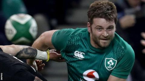 After several months blighted by two hand injuries, Iain Henderson has been recalled to the Ireland squad for Saturday's Six Nations game against Italy