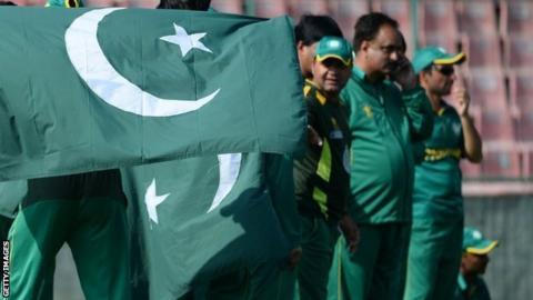 Pakistan Blind T20 team