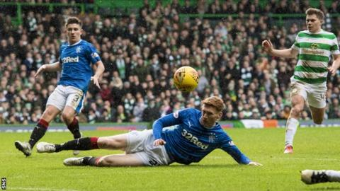Rangers face first real pressure, says Celtic boss Rodgers