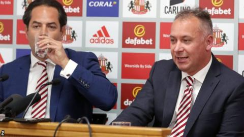 Stewart Donald is unveiled as Sunderland's new owner