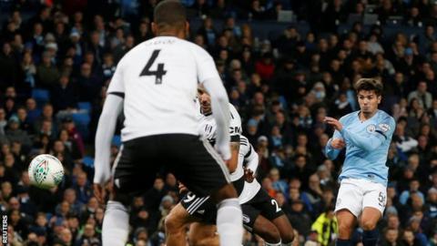 Brahim Diaz scored twice for Manchester City