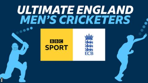 Ultimate England Men's Cricketers
