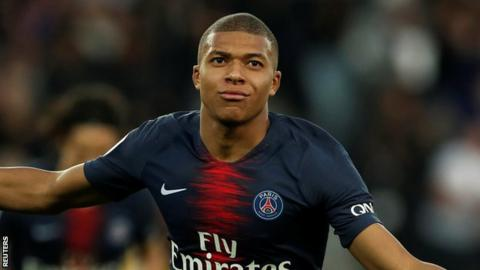 Kylian Mbappe Has Failed To Score In Just One Game So Far For Psg This Season