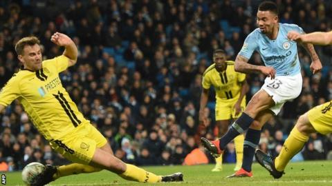 Manchester City vs. Wolverhampton Wanderers - Football Match Report
