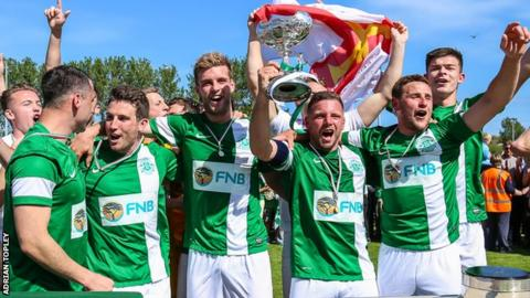 Muratti Vase 2017 Allen And Heaume Help Guernsey To Win Over Rivals