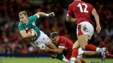Rugby World Cup: Ireland's tournament 'was hard to watch' - Addison