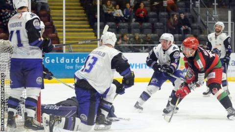 Clan had to come from behind to beat Cardiff Devils on Friday night