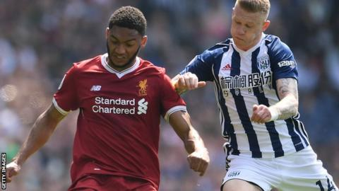 Liverpool's Joe Gomez ruled out of Champions League final after ankle surgery