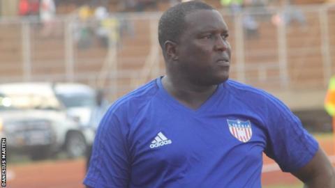 Liberia FA lifts ban on former Arsenal striker Christopher Wreh
