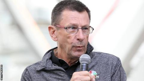 Matt Keenan's tearful tribute to Paul Sherwen