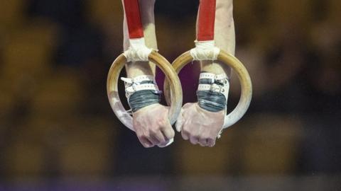 Scottish Gymnastics championships
