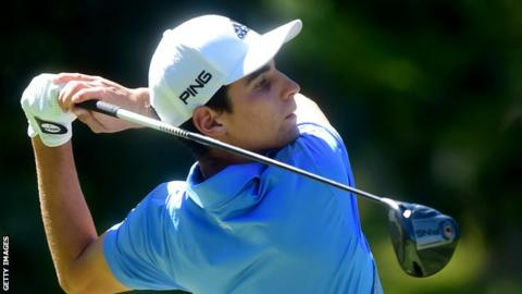 Chile's Niemann wins by 6 shots at The Greenbrier